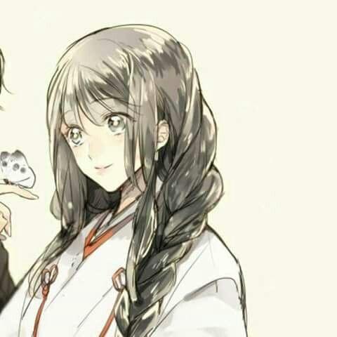 Hình của bạn gái thật dễ thương