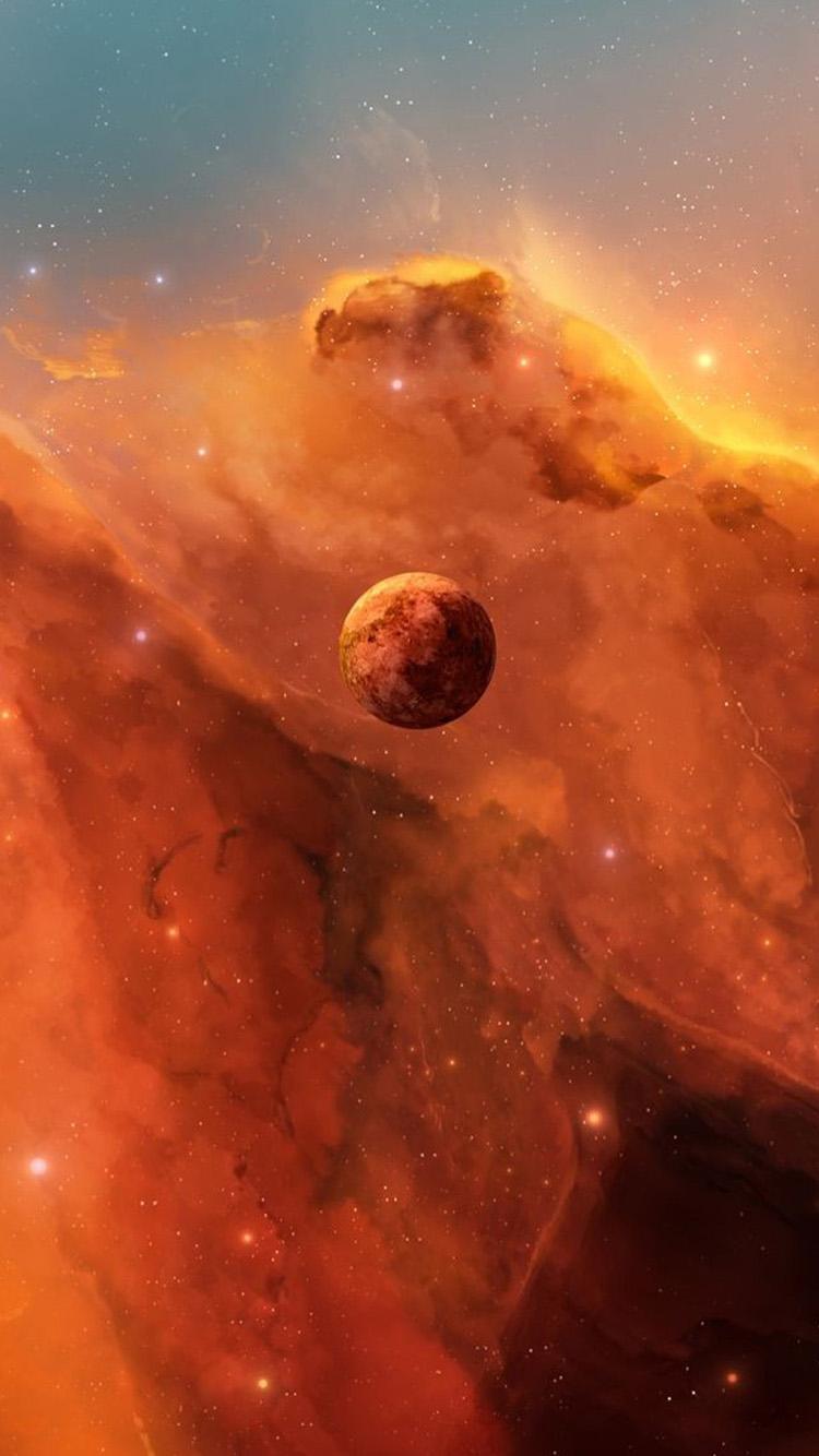 Một hành tinh trong vũ trụ