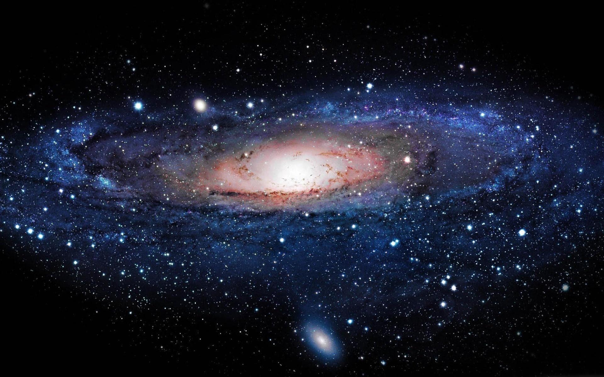 Một thiên hà được ghi lại trong vũ trụ