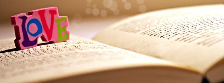 Ảnh bìa chữa LOVE và sách tuyệt đẹp