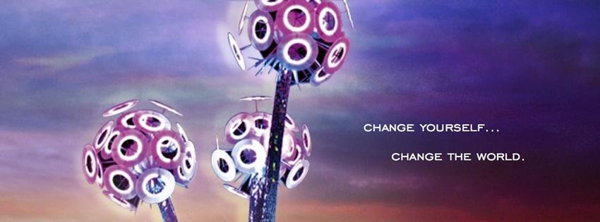 Change yourself... change the world